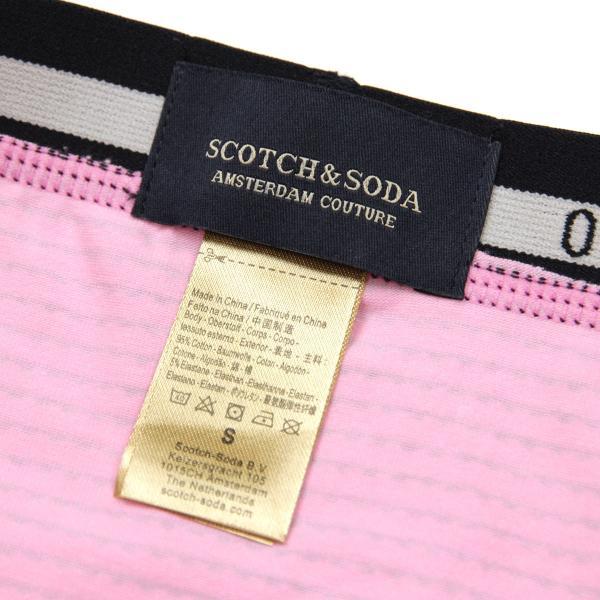 【エントリーで5%付与 4/6 0:00〜4/9 23:59】 スコッチアンドソーダ ボクサーパンツ メンズ 正規販売店 SCOTCH&SODA 下着 2枚組 CLASSIC ALL-OVER PRI|mixon|06