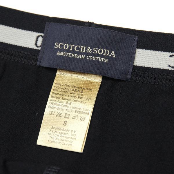 【エントリーで5%付与 4/6 0:00〜4/9 23:59】 スコッチアンドソーダ ボクサーパンツ メンズ 正規販売店 SCOTCH&SODA 下着 2枚組 CLASSIC ALL-OVER PRI|mixon|09