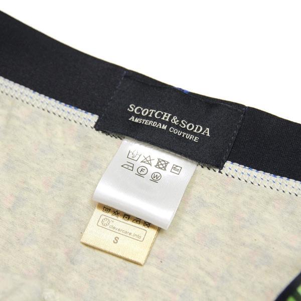 スコッチアンドソーダ ボクサーパンツ メンズ 正規販売店 SCOTCH&SODA 下着 2枚組 SUMMER BOXER SHORT 2-PACK 154434 0217 19909 39 COMBO A mixon 06