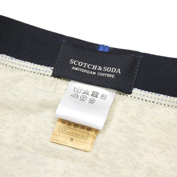 スコッチアンドソーダ ボクサーパンツ メンズ 正規販売店 SCOTCH&SODA 下着 2枚組 SUMMER BOXER SHORT 2-PACK 154434 0217 19909 39 COMBO A mixon 09