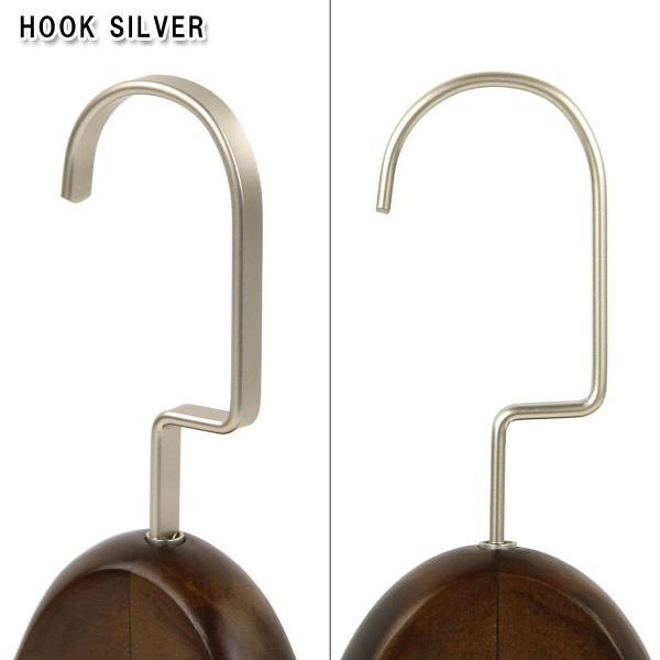 木製ハンガー 2本セット スーツ・ジャケット用 送料無料|mixon|07