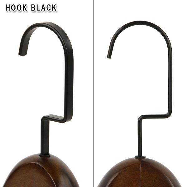 木製ハンガー 2本セット スーツ・ジャケット用 送料無料|mixon|09