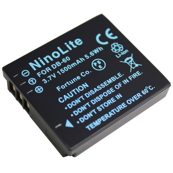 リコー DB-65 互換バッテリーGX200、Caplio R5/R4/R3/R30/GX100、G700、G600等対応