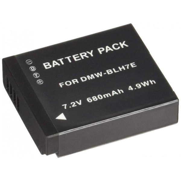 TKG』  Panasonic パナソニックDMW-BLH7 互換バッテリーDMC-GM1K DMC-GM5 / DMC-GM5K / DMC-GM1SK / DMC-GF7W等対応