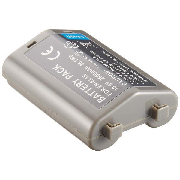 TKG』 ニコン EN-EL18 互換バッテリーNikon D5 / D4 / D4S 対応