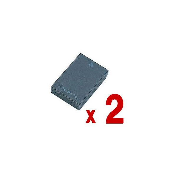 TKG』 2個セット LI-40B/42B オリンパス互換バッテリーのお得な2個セット