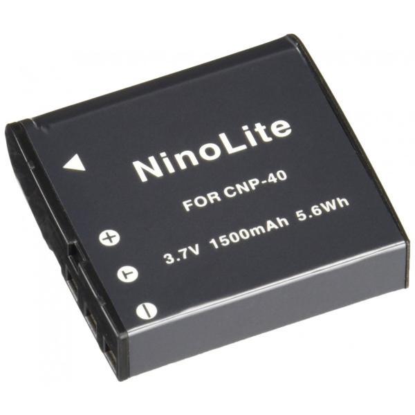カシオ NP-40 互換バッテリーEXILIM EX-FC150、EX-Z850等対応
