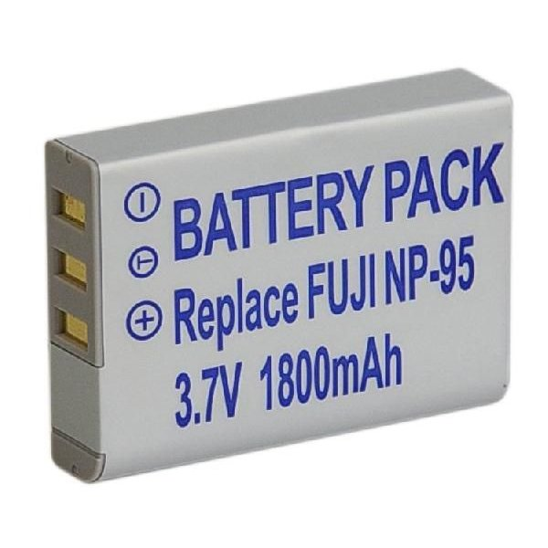 TKG』 Fuji 富士フィルム NP-95 互換バッテリー X100T/X70/X100/X100S/X-S1/F30/F31fd対応