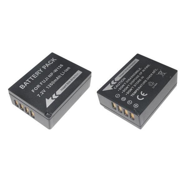 TKG』 富士フィルム NP-W126 互換バッテリーX-M1/X-E1/X-Pro2/HS30EXR など対応