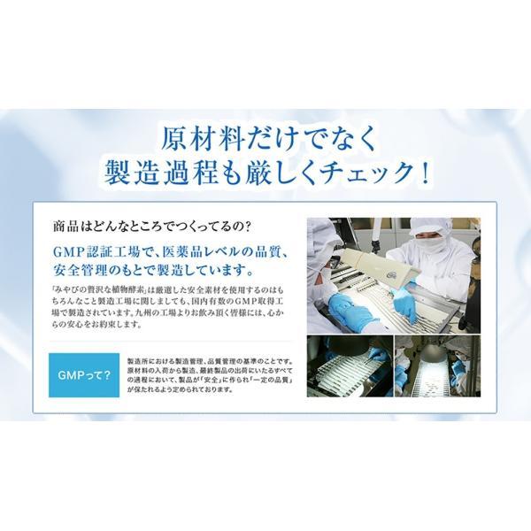 みやびの 贅沢な 植物酵素 100×3袋セット|miyabi-store|12
