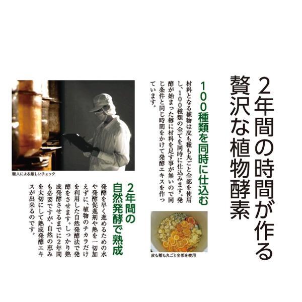 みやびの 贅沢な 植物酵素 100×3袋セット|miyabi-store|04