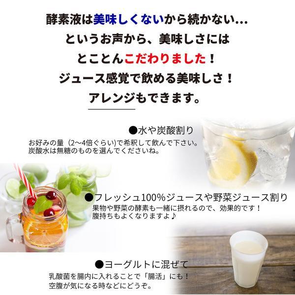 新みやび植物酵素液 プチ断食 ファスティングダイエット 720ml|miyabi-store|03