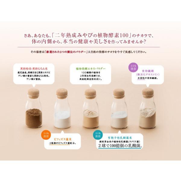 酵素サプリメント みやびの植物酵素サプリ100 3袋セット|miyabi-store|17