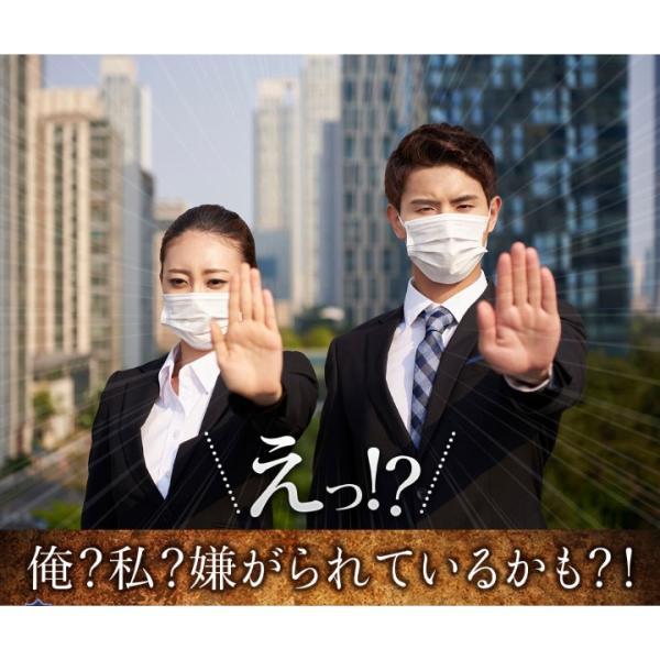 爽臭サプリ 口臭 体臭 加齢臭対策に 最近話題の 消臭サプリはみやびの爽臭サプリ 2袋セット|miyabi-store|02