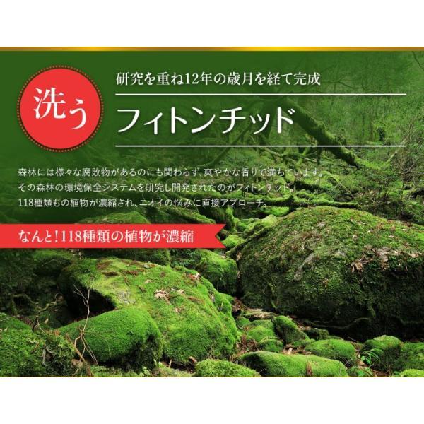 爽臭サプリ 口臭 体臭 加齢臭対策に 最近話題の 消臭サプリはみやびの爽臭サプリ 2袋セット|miyabi-store|12