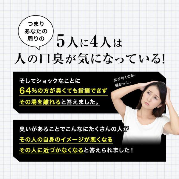 爽臭サプリ 口臭 体臭 加齢臭対策に 最近話題の 消臭サプリはみやびの爽臭サプリ メール便なら送料324円|miyabi-store|06