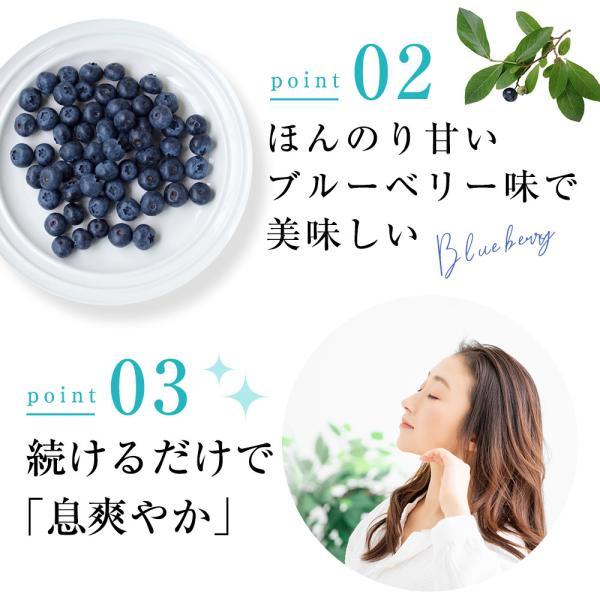 爽臭サプリ 最近話題の サプリはみやびの爽臭サプリ メール便なら送料330円|miyabi-store|09