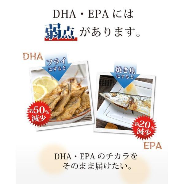 送料無料 DHA&EPA オメガプラス オメガ3サプリ 120球×5袋セット DHA EPA サプリメント|miyabi-store|07