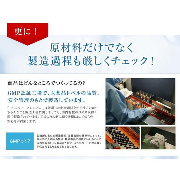ビルベリープレミアムα ルテイン&ビタミンA配合 3袋セット メール便なら送料324円 目のサプリメント 栄養機能食品|miyabi-store|17