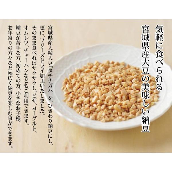 【送料無料】乾燥納豆 5本セット|miyagi-chisanchisho|02