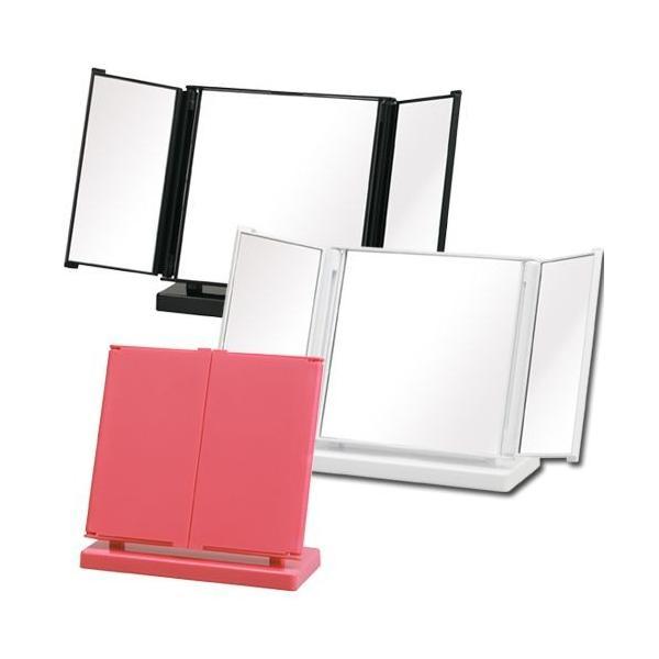 三面鏡 卓上 コンパクト おしゃれ|miyaguchi
