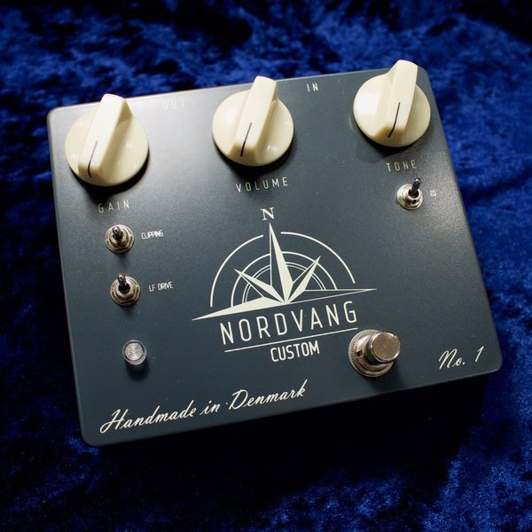 NORDVANG CUSTOM/No.1 OVERDRIVE