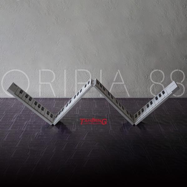 タホーン オリピア88 折りたたみ式電子ピアノ/MIDIキーボード