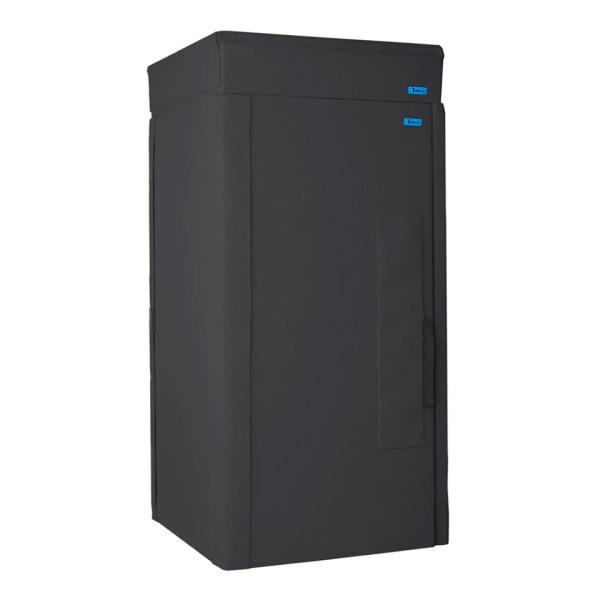 ベリーク VERY-Q VQP960 Boothset(防音タイプ) 簡易防音室セットグレー