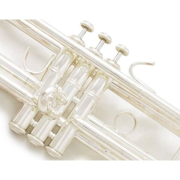 【在庫有り/完全調整】V.Bach バック トランペット 180ML37SP 銀メッキ仕上げ ※送料無料 [管楽器]|miyaji-onlineshop|02