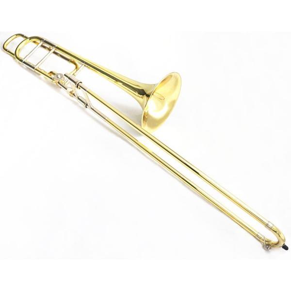 【在庫有り/完全調整】V.Bach バック テナーバストロンボーン 42BO GL ラッカー仕上げ [管楽器]|miyaji-onlineshop