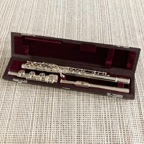 ムラマツ フルート Muramatsu DSCHE 総銀製/H管/Eメカ付き FLケースバッグプレゼント中! 在庫有り/完全調整 管楽器  送料無料