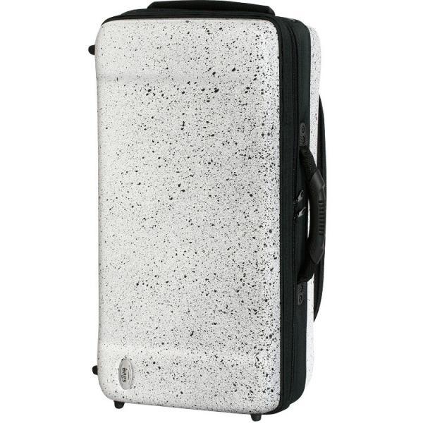 【お取り寄せ】bags バッグス トランペット ケース (2本入り用) フュージョンホワイト ※送料無料