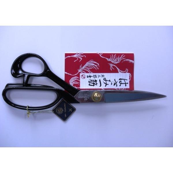庄三郎裁ちはさみ 標準型24cm|miyamotoitosyo|02