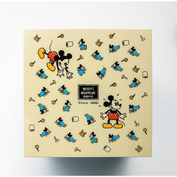 Disney ミッキー NM 3段 彩り OV 重箱|miyoshi-ya|04