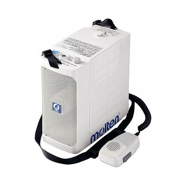 モルテン デジピストル用 ショルダー型メガホン6W EP06P ※こちらの商品はお取り寄せ商品となります