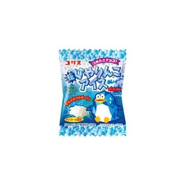 ★期間限定★ひやりんこアイス フーセンガム【コリス】20袋入り1BOX