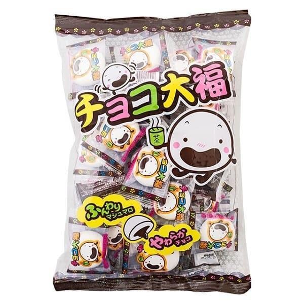 チョコ大福 170g 1袋 やおきん