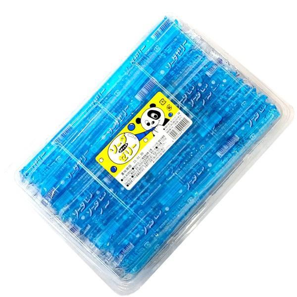 ソーダゼリー20g×60本×48パック ソーダスティックゼリー ミナモト製菓
