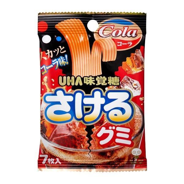 さけるグミ コーラ UHA味覚糖 10個入り1BOX