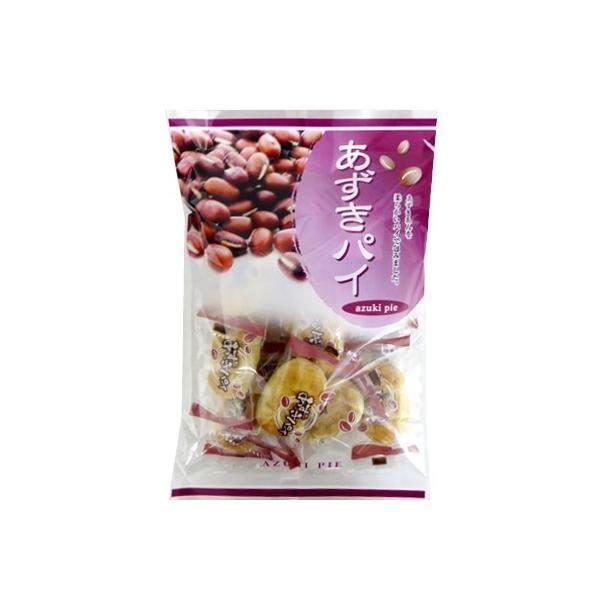 丸三玉木屋 あずきパイ 袋 200g×1袋 個装 小豆入餡のパイ包み 和菓子・半生菓子