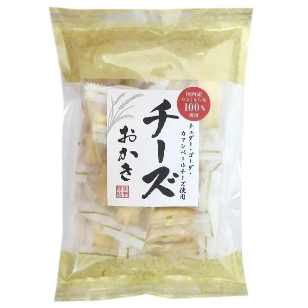 市野製菓 チーズおかき 54g×6袋 佐賀県産ひよくもち米100%使用
