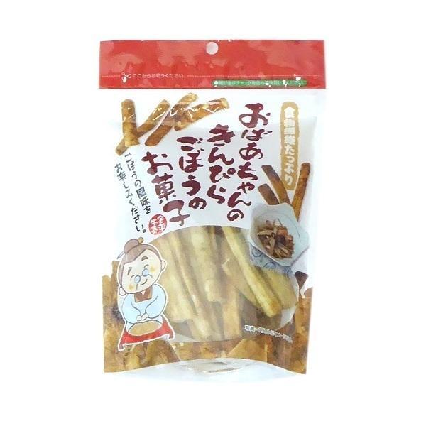 おばあちゃんのきんぴらごぼうのお菓子 50g×60袋  タクマ食品