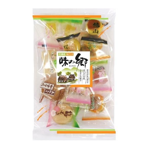 味の郷ミックス 160g×1袋 伊藤製菓  半生菓子詰め合わせ