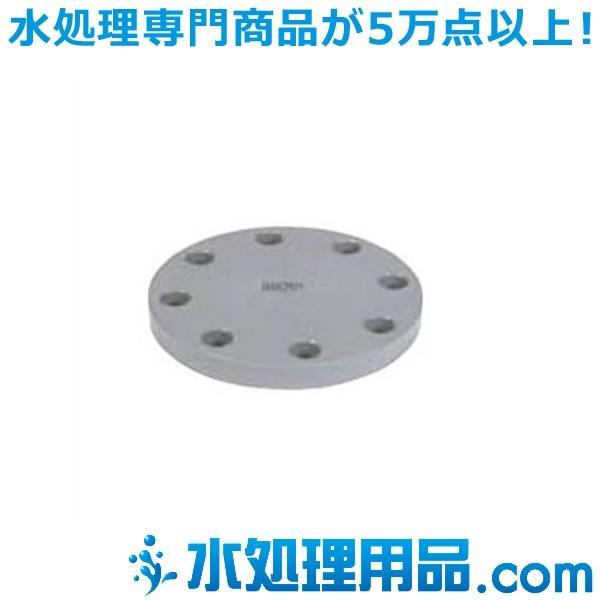 旭有機材工業 板フランジ ボルト穴 5K 150A AVTS-Q5KF150