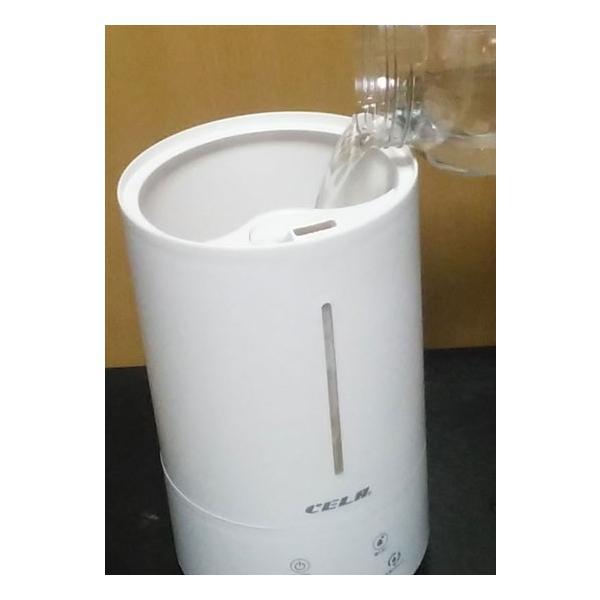CELA(セラ)専用超音波式噴霧器エレガントタイプ【個人宅宛配送商品】|mizudamashii|02