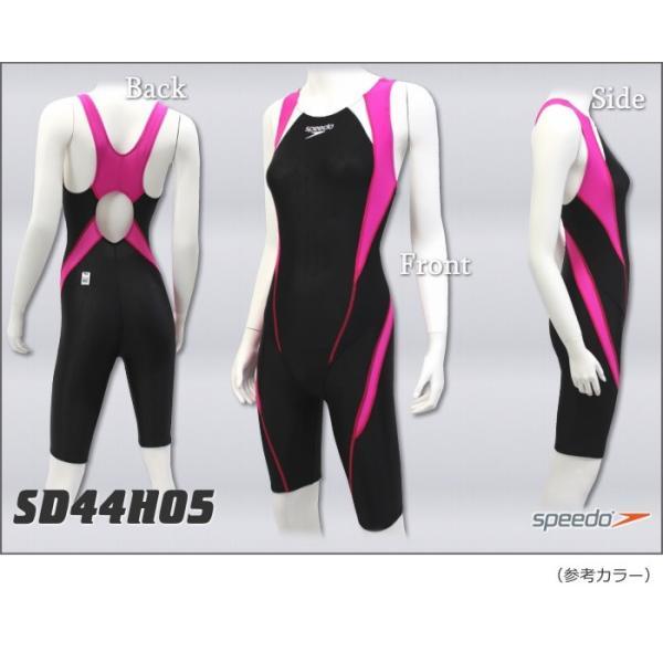 【到着後レビューで送料無料】 FINAマークあり レディース 競泳水着 スピード SD44H05|mizugi|03