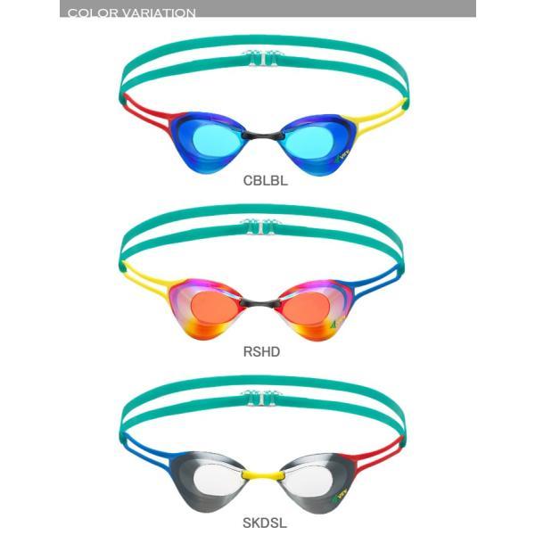 FINA承認モデル クッションなし 競泳用スイムゴーグル  Blade ZERO   <VIEW> V127RDJ|mizugi|02