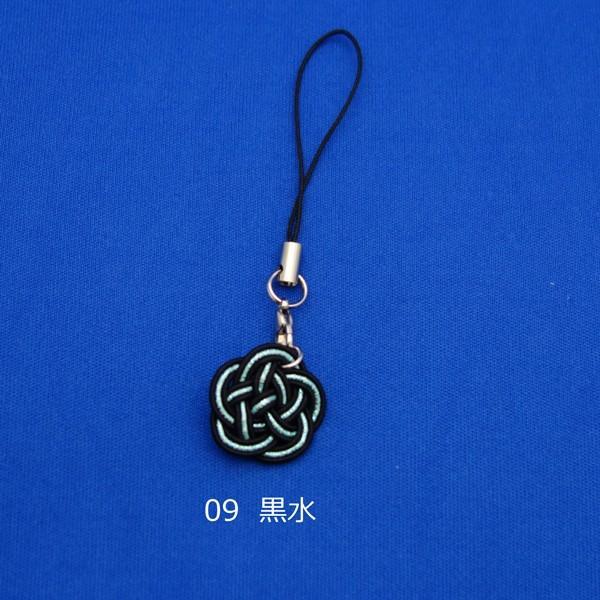 水引 ストラップ 10色|mizuhiki-yuhafu|10