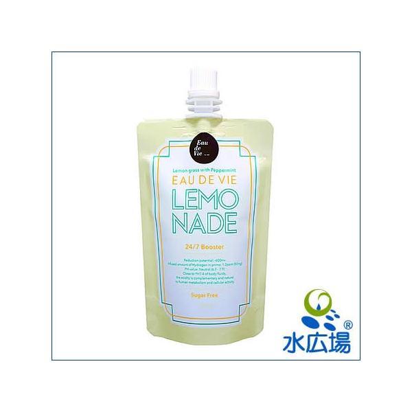 水素水 150ml 高水素濃度ウォーター Eau de Vie オードヴィー Lemonade レモングラスとペパーミントの香り 50mlx10本入り