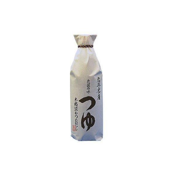 佐々長醸造【無添加】老舗の味 つゆ 500mlx3本